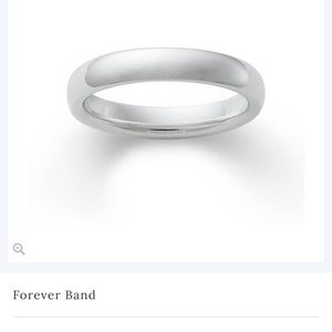 James Avery Forever Band Size 6
